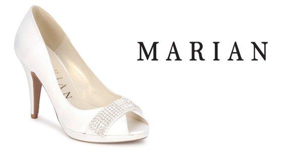 huge discount 0fd73 ef16c Jwan, la scarpa da sposa firmata Marian | Fashion Bride