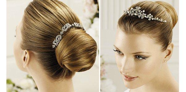 New York San Francisco scarpe eleganti Accessori per capelli Pronovias | Fashion Bride