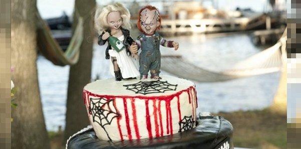 Matrimonio Tema Horror : Un matrimonio quot pauroso fashion bride