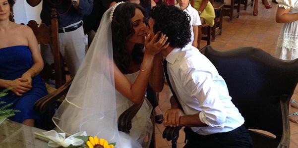 Caterina Balivo si è sposata