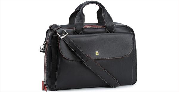 Le borse da viaggio di Ferrari