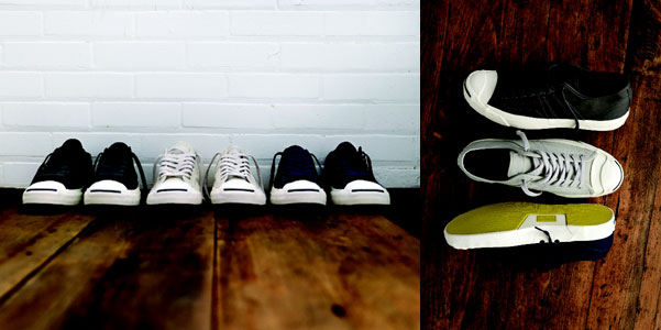 Converse Jack Purcell Mackintosh
