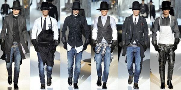 DSquared2 Menswear p/e 2011