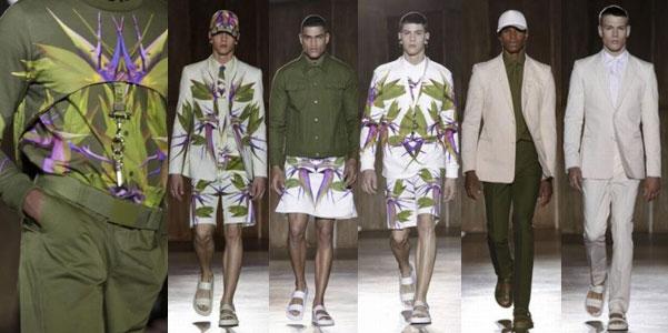Parigi moda uomo p/e 2012: Givenchy