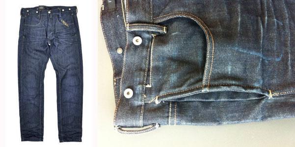 Jeans con 7 tasche Firetrap