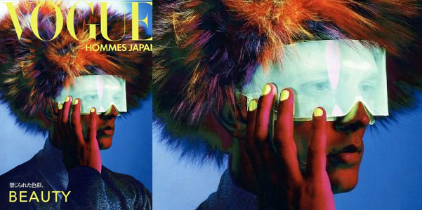 Vogue Homme Japan e il futuro