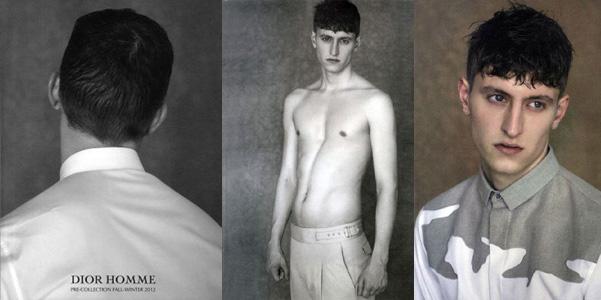 Dior Homme Pre-Fall 2012