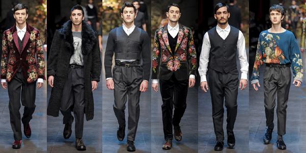 Dolce e Gabbana uomo a i 2013-14   Fashion Man b5d859405963