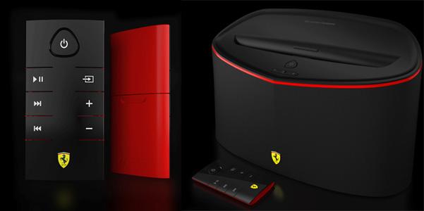 Ferrari Air Speaker Dock