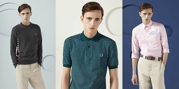 Fred Perry Laurel Wreath pe 2013