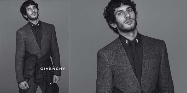 Givenchy uomo adv ai 2013-14