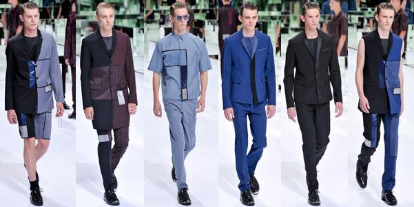 Dior Homme pe 2014