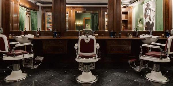 Dolce e Gabbana barbieri a Londra  Fashion Man