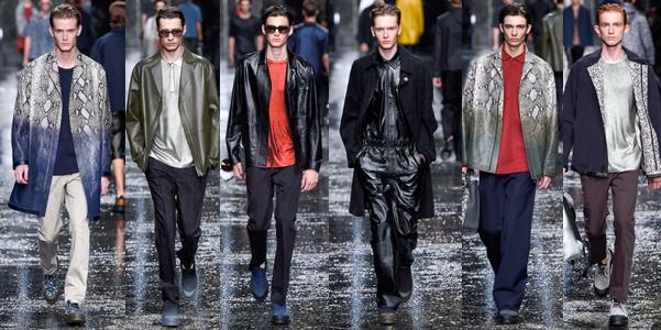 Moda uomo pe 2016: Fendi