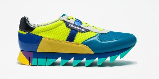 Sneakers Capri di Dolce e Gabbana