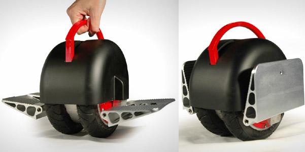 Iota, l'hoverboard compatto