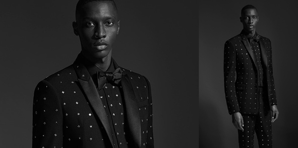 Tuxedo Capsule Collection di Givenchy