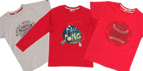 Du Pareil…au meme: t-shirt per piccoli sportivi