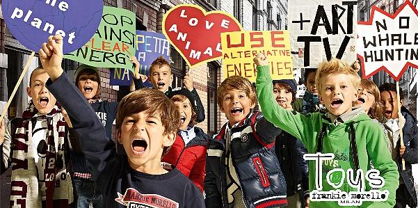 Frankie Morello Toys AI 11/12: save the planet