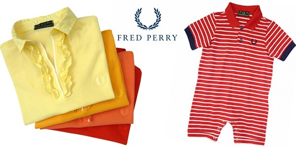 443532a7be8a43 Fred Perry P/E 2013   OhMyBaby!
