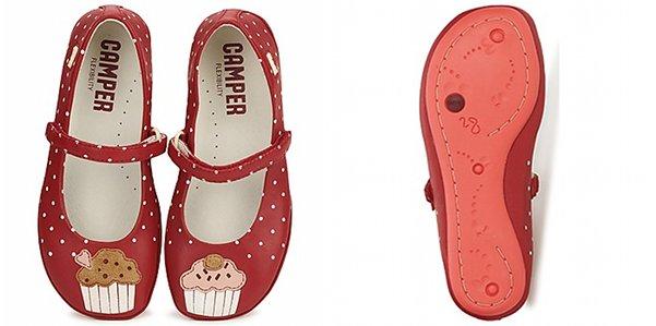 nuovo elenco boutique outlet abbigliamento sportivo ad alte prestazioni Un paio di scarpette rosse | OhMyBaby!