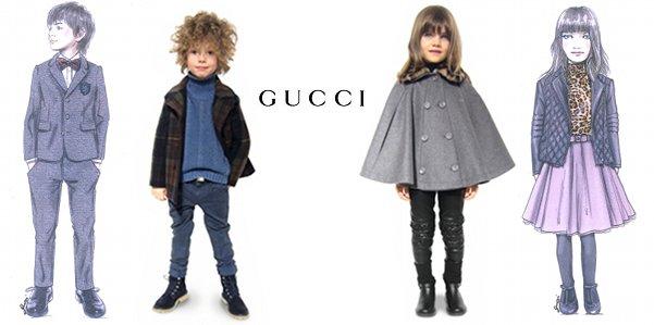 9155ada817 Ispirazioni Dandy per Gucci Kids | OhMyBaby!