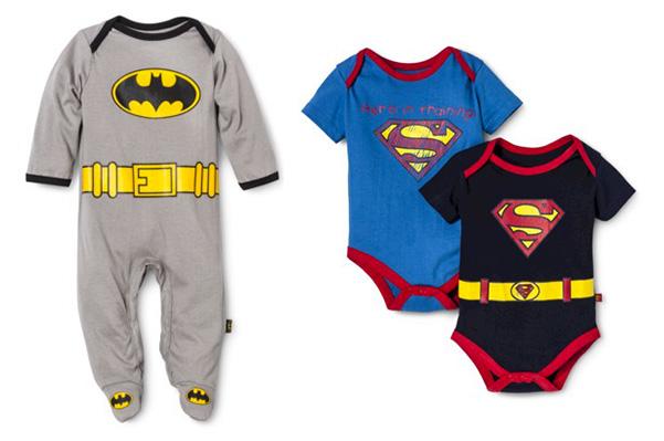 Da Targert i bambini diventano supereroi