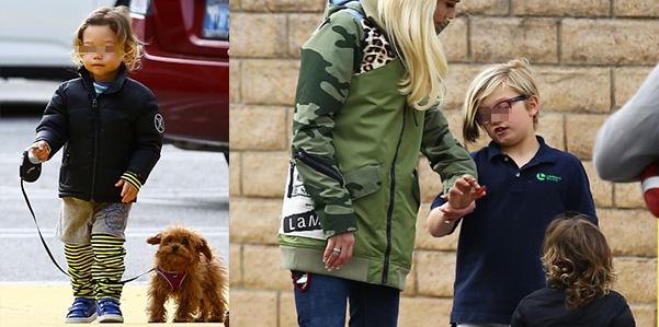 Apollo Rossdale è rock come la sua mamma Gwen Stefani