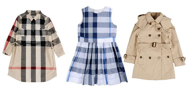 L'iconica collezione Burberry per giovani fashion addict