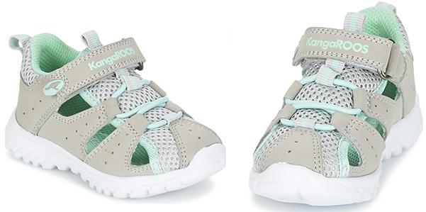 I sandaletti KangaROOS che si credono sneakers