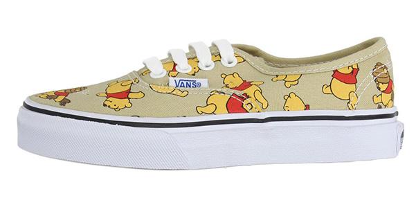 Back To School con le sneakers Winnie The Phoo di Vans