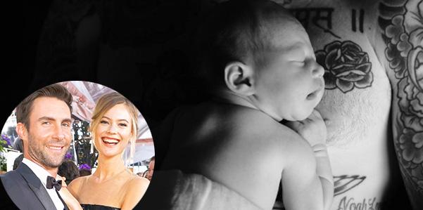 La modella Behati Prinsloo è diventata mamma