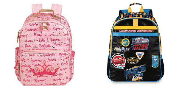 Back To School: gli zainetti di Disney Store