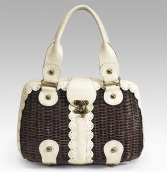 Isabella Fiore picnic bag