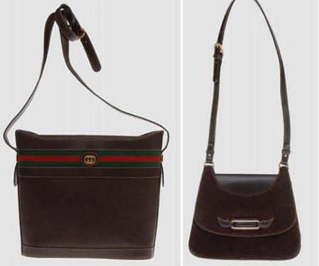 prezzi borse gucci vintage