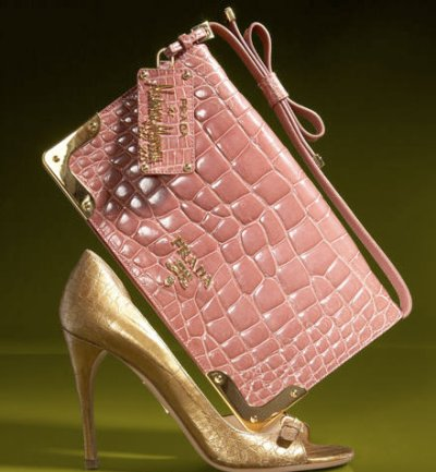 Clutch di Prada per Neiman Marcus
