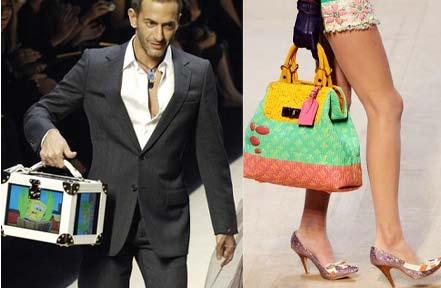 Louis Vuitton e l'estro di Richard Prince
