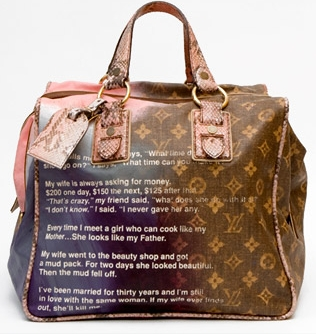 Louis Vuitton Joke Bag