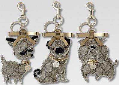 Guccioli: i bag charms di Gucci