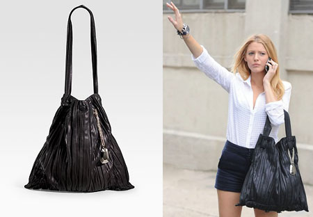 Blake Lively Shopping on Blake Lively Donna Karan Eldridge