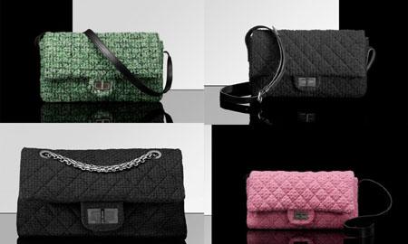 Le borse di Chanel per l'autunno/inverno 2009-2010