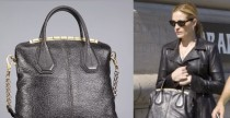 Upper bag di Tod's per Julia Roberts