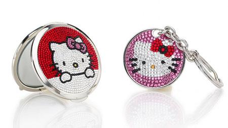 Judith Leiber Hello Kitty