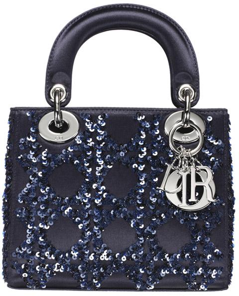 Borsa Lady Dior Shangai
