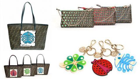 10dc8e1a8d Borse primavera estate 2010 Fendi Fortune tote   OhMyBag!
