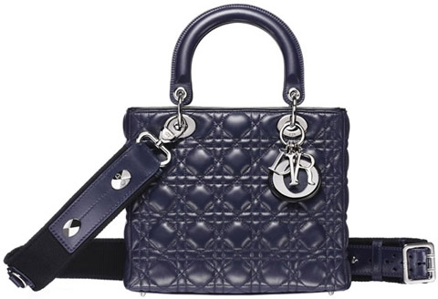 Lady Dior Blue estate 2010