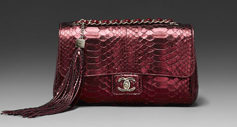 Chanel Soho collection bags