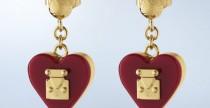 Vuitton San Valentino orecchini