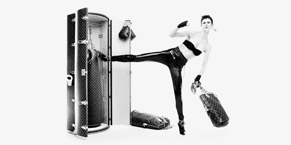 Karl Lagerfeld Monogram LV