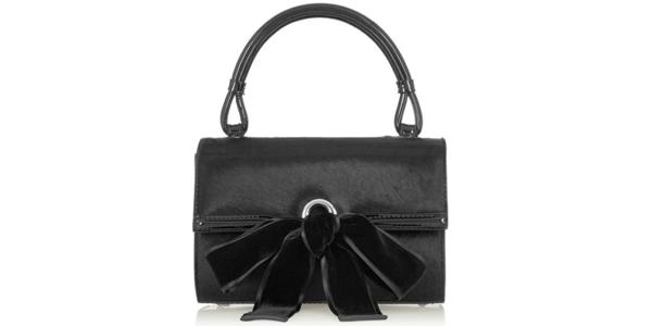 McQueen handbag in cavallino